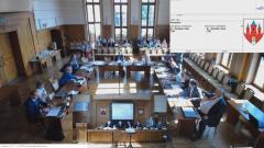 Decyzja w sprawie udzielenia absolutorium Burmistrzowi i głosowanie w sprawie skargi. Zobacz XI sesje Rady Miasta Malborka na żywo.
