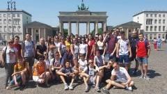 Uczniowie nowodworskiego LO na 4-dniowiej wycieczce