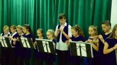 Lubieszewo: Pożegnalny koncert zespołu flażoletowego