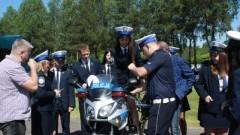 ZSP nr 4 z Malborka na VI Pomorskim Dniu Otwartym dla Klas o Profilu Policyjnym