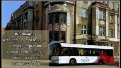 Malbork: W lipcu linie 2 i 6 zmienią trasę w związku z remontem ulicy Słowackiego