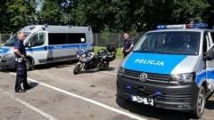 """Malbork: Policjanci na """"Wielkim Pikniku Pomezanii"""""""