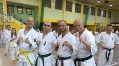 Malborscy zawodnicy wzięli udział w letnim obozie karate Łeba 2019