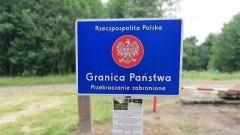 Przyjechali zobaczyć granicę polsko-rosyjską. Rodzinna wycieczka zakończona upomnieniem.