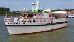 Rejs statkiem Krynica Morska - Frombork, jaki koszt?