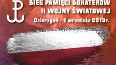 Bieg Pamięci Bohaterów II Wojny Światowej w Dzierzgoniu
