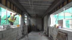 Łącznik w malborskim szpitalu wkrótce zostanie oddany do użytku.