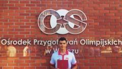 Wiktor Żarski z Malborka reprezentantem Polski na Mistrzostwach Świata Juniorów w Rumunii. W czwartek odebrał nominację.
