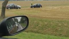 10 – latka poszkodowana w sobotnim wypadku drogowym trafiła do szpitala.