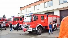 Strażacy zapraszają na dzień otwarty do Strażnicy KP PSP w Malborku.