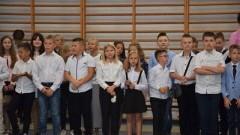 Rozpoczęcie roku szkolnego w SP nr 1 w Nowym Dworze Gdańskim