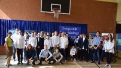Nowy Dwór Gdański: Ponad 490 uczniów rozpoczęło rok szkolny w Zespole Szkół nr 2