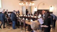 IX sesja Rady Powiatu Malborskiego na żywo