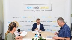 Nowy Dwór Gdański: Umowa na nadzór inwestorski podpisana.