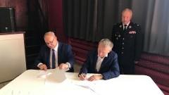 Dofinansowanie zakupu sprzętu strażackiego dla OSP Nowy Dwór Gdański