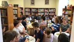 Samorządowcy oraz mieszkańcy Nowego Dworu Gdańskiego wzięli udział w Narodowym Czytaniu.