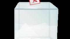 Ważna informacja dla wyborców z terenu Gminy Nowy Dwór Gdański