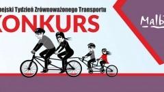 Europejski Tydzień Zrównoważonego Transportu: Konkursy dla mieszkańców Malborka