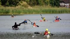 38 zawodników z całej Polski wzięło udział w Malborskim Maratonie Kajakowym 12h.