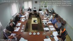 VII Sesja Rady Gminy Ostaszewo na żywo