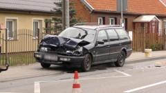 Wstępne ustalenia: Kierowca Passata nie zachował należytej ostrożności.