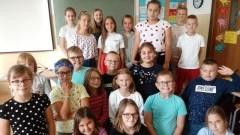Kmiecin: Międzynarodowy Dzień Kropki w Zespole Szkolno-Przedszkolnym