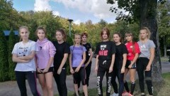 Malbork: Reprezentacja ZSP4 najlepszą ekipą w biegu po zdrowie