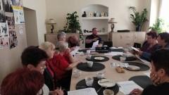 Nowy Dwór Gdański: Debata społeczna o bezpieczeństwie z seniorami
