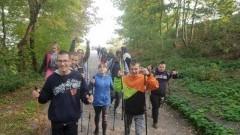 Uczniowie malborskiego SOSW maszerowali po zdrowie.