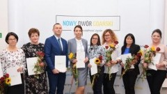 Nowy Dwór Gdański: Nagrody dla nauczycieli z okazji Dnia Edukacji Narodowej
