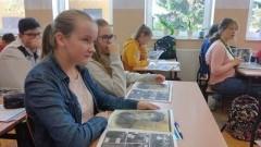 Tujsk: Niecodzienna lekcja historii w Zespole Szkół