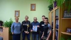 Sukces sportowy uczniów Zespołu Szkół w Nowym Dworze Gdańskim