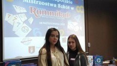 Reprezentacja II LO w Malborku wzięła udział w VIII Mistrzostwach Polski Szkół Rummikub w Sztumie.