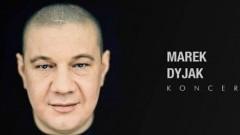 Koncert Marka Dyjaka w Malborku.