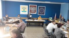VIII sesja Rady Gminy Malbork. Radni zdecydowali o podwyżce podatków.