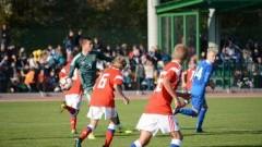 Nowy Dwór Gdański: Turniej UEFA U-15. Rosja pokonała Islandię.