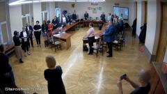 XII sesja Rady Powiatu Sztumskiego na żywo