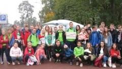 Młodzież z Czech i Niemiec gościła w Nowym Dworze Gdańskim