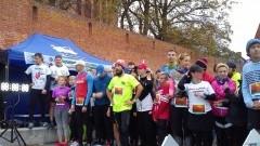 """Malbork: Około 200 biegaczy wzięło udział w Biegu Charytatywnym dla """"Reksa"""""""