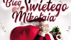 Bieg Świętego Mikołaja w Nowym Stawie.