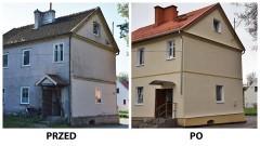 Nowy Dwór Gdański: Pierwsze efekty termomodernizacji budynków w obszarze rewitalizacyjnym