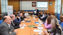 Nowy Dwór Gdański: Spotkanie zarządu Stowarzyszenia Żuławy i wspólników Pętli Żuławskiej.