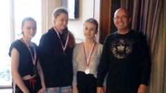 Drużyny malborskiego II LO odniosły sukces na Mistrzostwach Powiatu w tenisie stołowym