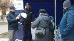 Malborscy policjanci uczestniczyli w Pikniku Niepodległościowym.