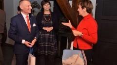 Ambasador Królestwa Niderlandów oraz attaché ds. kultury odwiedzili nowodworski Park Historyczny.