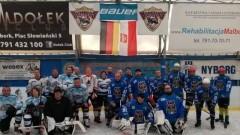 Malbork: Regionalna Liga Hokeja na Lodzie