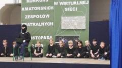 Malbork: XVIII Powiatowy Konkurs Amatorskich Zespołów Teatralnych.