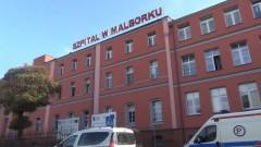 Chirurdzy dziecięcy w Przychodni Specjalistycznej w Szpitalu w Malborku.
