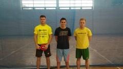 III miejsce II LO w Malborku w ½ Finału Wojewódzkiego w tenisie stołowym chłopców