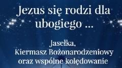 Jasełka i wspólne kolędowanie w ZSP Drewnica.